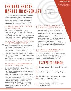 Real Estate Marketing Checklist-small